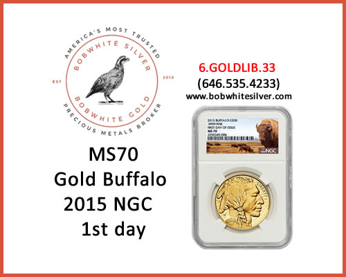 MS70-GOLD-BUFFALO-2015-NGC-FIRST-DAY-BSBG